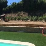 aménagement jeu de boules pétanque jardin belmon paysagiste 83